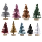 Glitter Mini Sisal Tress