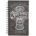 Chalkboard Cross Spiral-Bound Journal