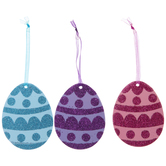 Glitter Easter Egg Gift Tags
