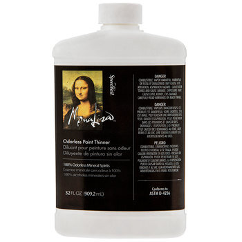 Mona Lisa Odorless Paint Thinner