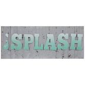 Splash Metal Wall Decor
