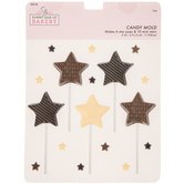 Starry Mix Pop Candy Mold