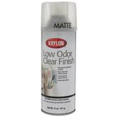 Matte Krylon Low-Odor Clear Finish