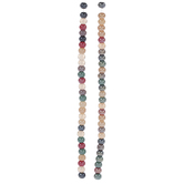 Electro Pearl Glass Bead Strands
