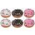 Miniature Sprinkled Donuts