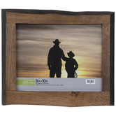 Rough Edge Wood Wall Frame