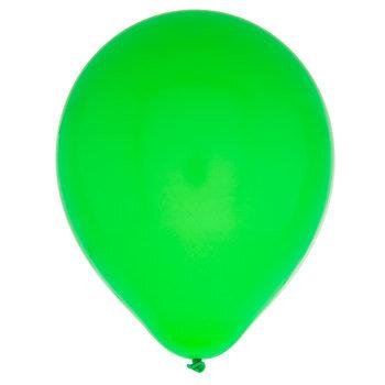 Holiday Green Balloons