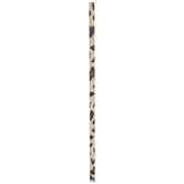 Sketched Leopard Print Paper Straws