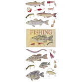 Fish & Lures Stickers