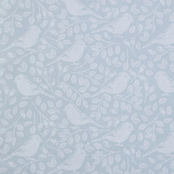 Spa Bird Duck Cloth Fabric