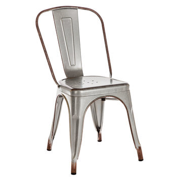 Galvanized Metal Chair Hobby Lobby 1561497