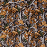 Real Tree Camo Flannel Fabric
