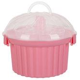 Pink Cupcake Shaped Cupcake Holder