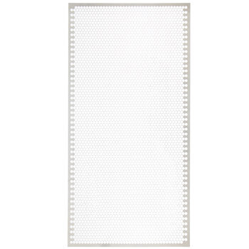 "Honeycomb Aluminum Metal Sheet - 12"" x 24"""