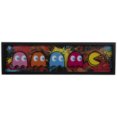 PAC-MAN Game Over Framed Wall Decor