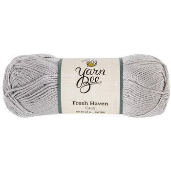 Grey Yarn Bee Fresh Haven Yarn
