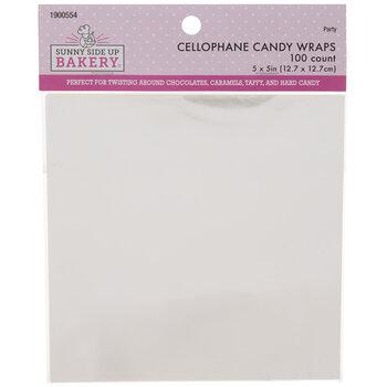 Cellophane Candy Wraps
