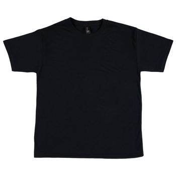 Black Tri-Blend Youth T-Shirt - XL