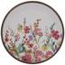 Dolly Parton Floral Wood Serving Bowl