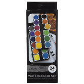 Master's Touch Watercolor Paints - 24 Piece Set