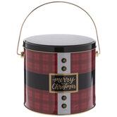 Merry Christmas Belt Bucket