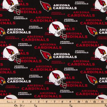 NFL Arizona Cardinals Cotton Fabric