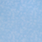 Light Blue Packed Circles Cotton Calico Fabric
