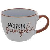 Mornin' Pumpkin Mug