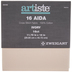 Ivory 16-Count Aida Cross Stitch Fabric - 11 3/4