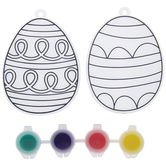 Easter Egg Suncatchers Craft Kit