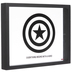 Captain America Inspirational Wood Wall Decor