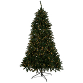 Frasier Fir Pre-Lit Christmas Tree - 7 1/2'