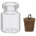 Clear Bottle Charms - Small