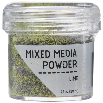 Lime Mixed Media Powder