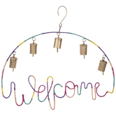Bright Welcome Bell Wind Chime