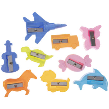 Assorted Pencil Sharpeners