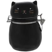 Black Cat Canister