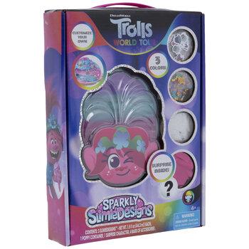 Trolls World Tour Sparkly Slimie Kit