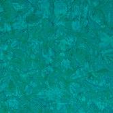 Aqua Drizzle Batik Fabric
