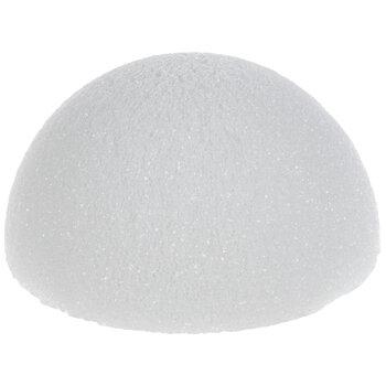 "CraftFoM Foam Half Ball - 8"""