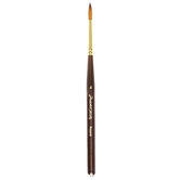 Mini Kolinsablon Round Paint Brush