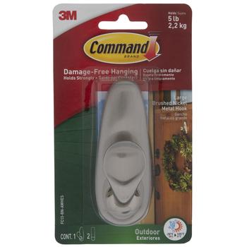 Metal Command Hook - Large