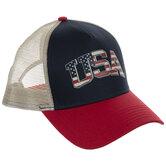 USA Trucker Baseball Cap