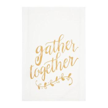 Gather Together Kitchen Towel