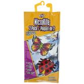 Butterfly & Ladybug Microkites