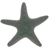 Sea Foam Starfish Metal Wall Decor