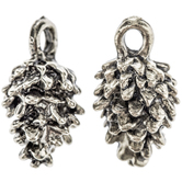 Pinecone Charms