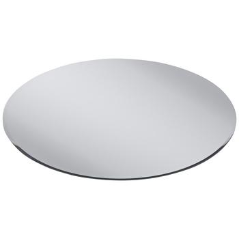 """Round Beveled Craft Mirror - 11 3/4"""""""