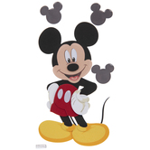 Mickey Mouse 3D Stickers