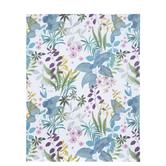 "Jewel Tone Botanical Paper - 8 1/2"" x 11"""